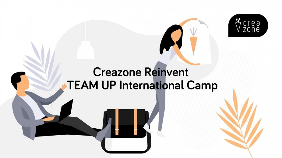 #TEAM UP International Camp
